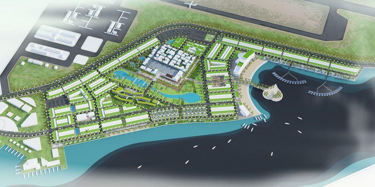 dự án đất nền cam ranh city gate