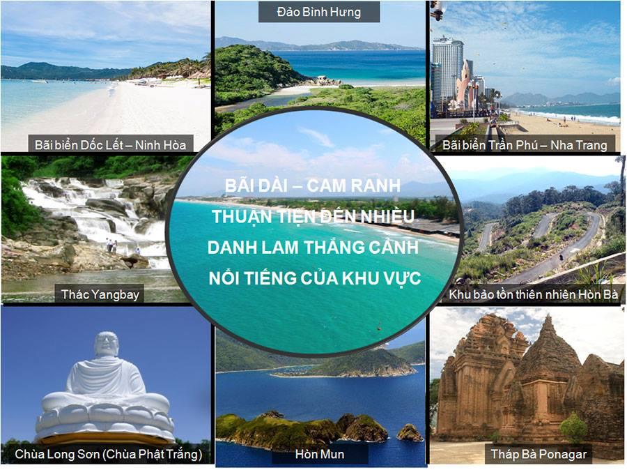 tiềm năng du lịch cam ranh