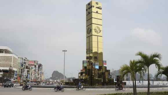 tháp đồng hồ