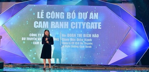 lễ công bố dự án cam ranh city gate