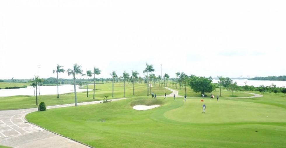 Sân Golf Ở Cam Ranh