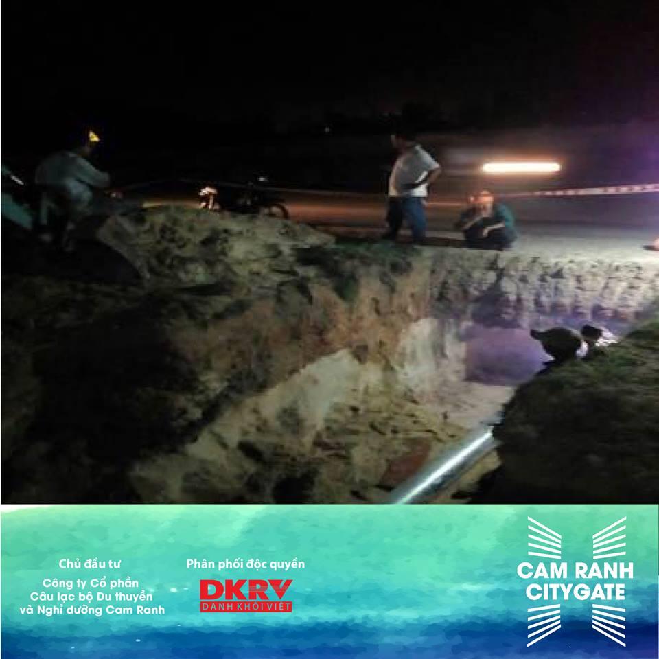tiến độ thi công Cam Ranh City Gate tháng 7-2018
