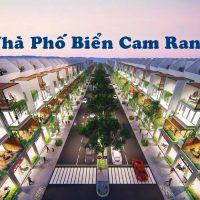 Nhà phố biển Cam Ranh