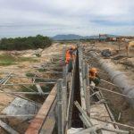 tiến độ xây dựng Cam Ranh City Gate tháng 9