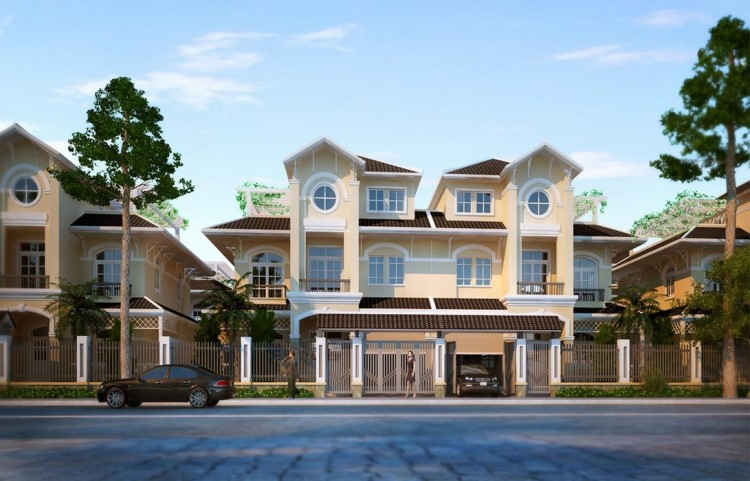 thiết kế dự án Hưng Thịnh Cam Ranh