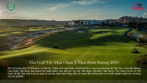 kn golf links 27 lỗ