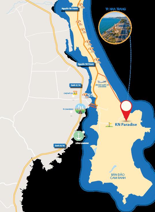 bản đồ para grus