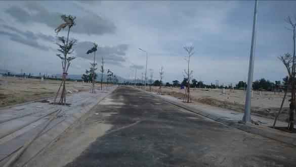 hướng view đường nội khu