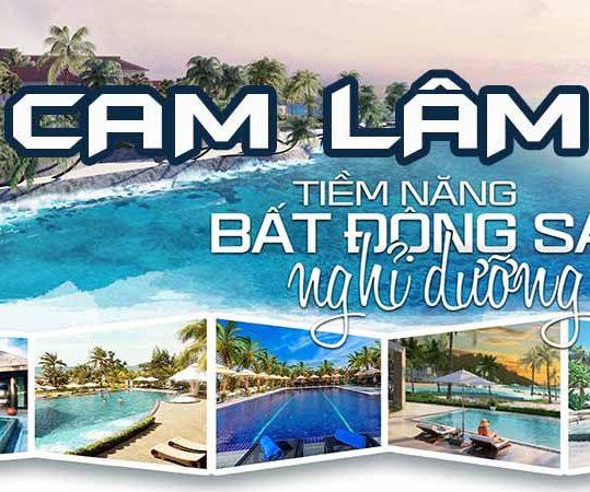 bất động sản Cam Lâm