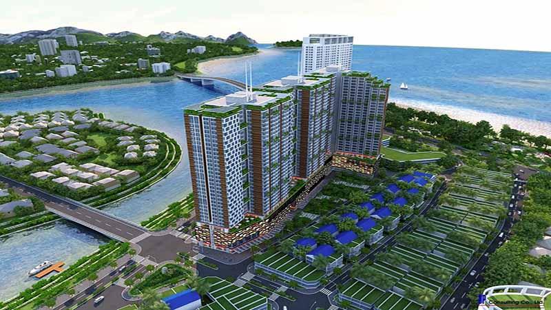 Phối cảnh The Aston Luxury Residence Nha Trang
