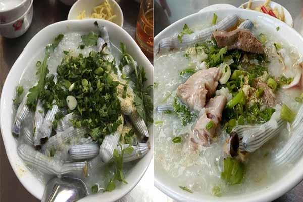 Sá Sùng Cam Ranh - Món ăn Nổi Tiếng ở Cam Ranh